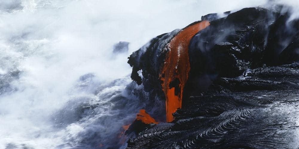 Hawaii nation park: Volcanoes