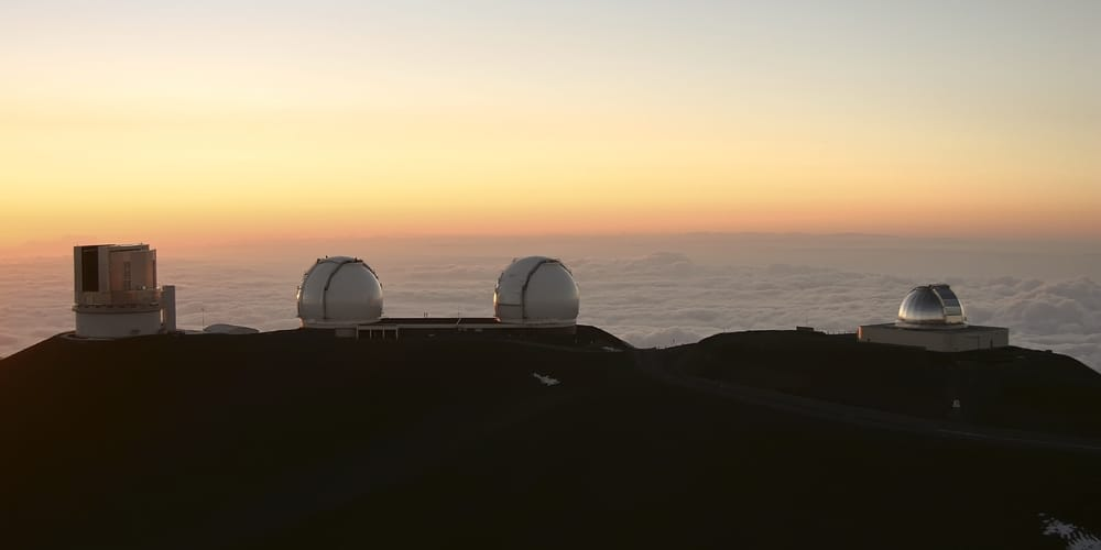 The View From Mauna Kea